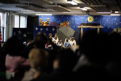 2013.12.20 - St. Mary of the Hills Christmas Pageant