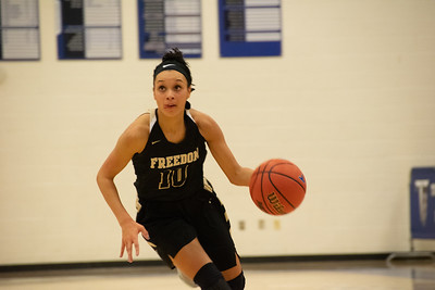Girls Basketball: Freedom 77, Tuscarora 48 by Savannah Reger on January 18, 2019