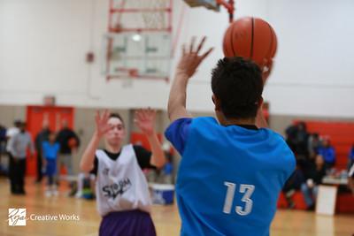 01/07/17  - Newark YMCA U14 (Travel Team) Game 1