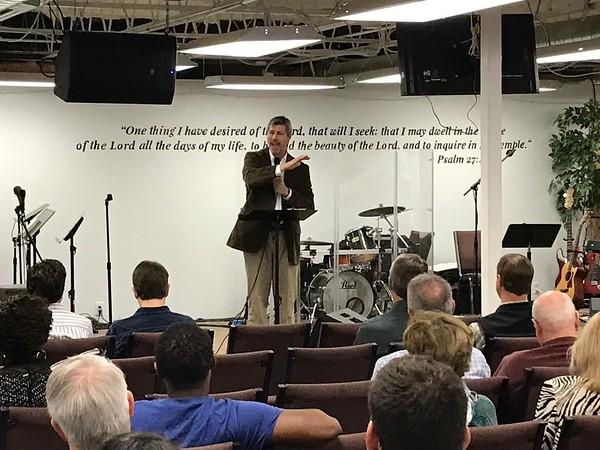 [2017] Allen Hood at HOPE Prayer Room