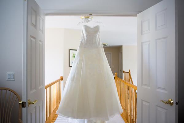 Jeff and Lauren Wedding - Preparation