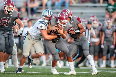 FHS V GAME vs. Morristown West (Won 42-7)