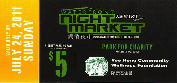 Yum Yum - Waterfront Night Market
