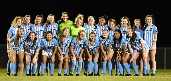 2021 JL Mann Girls Soccer