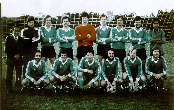1974 Mens Seniors