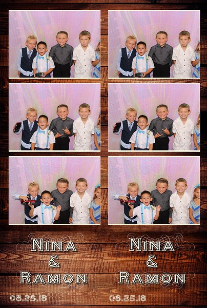 Nina & Ramon's Wedding (08/25/18)