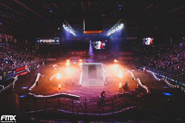 Arena Cross - Belfast -  Saturday 18th Jan