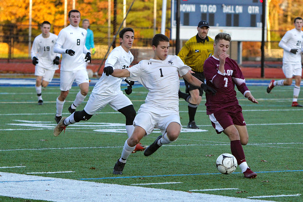 LHS Boys Soccer vs. Ludlow (Western MA Finals)