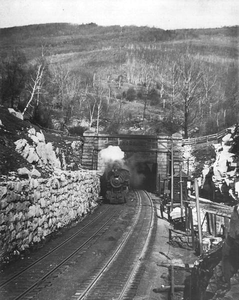 Historic Photos of the Hoosac Tunnel in North Adams
