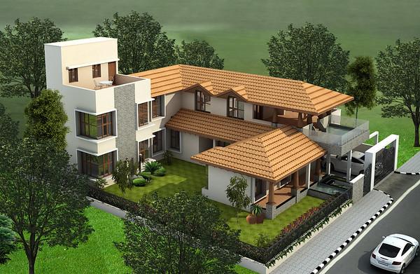 Natesh Residence