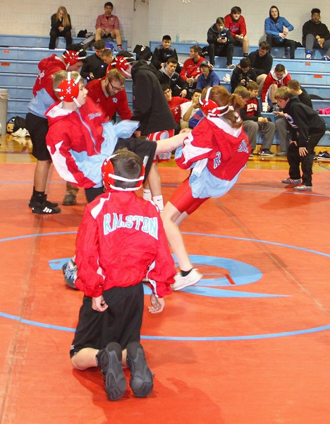 Ralston High School and Middle School Wrestling