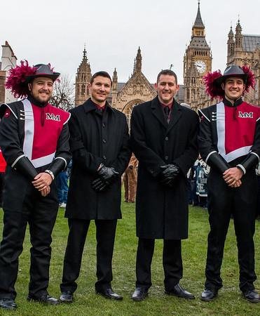 2016 Band's London Trip