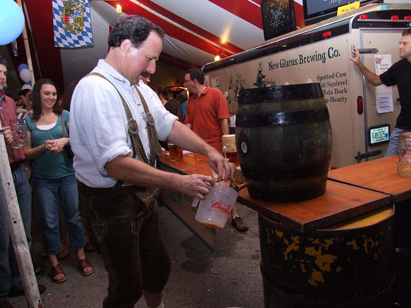 2007 Oktoberfest in New Glarus