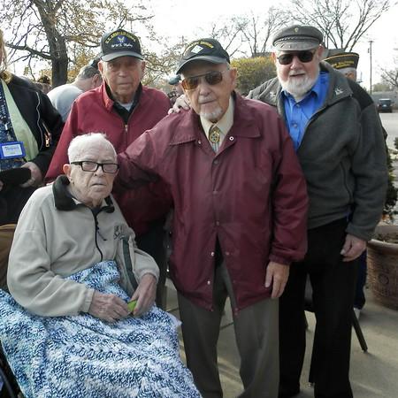 New Baltimore Veterans Day