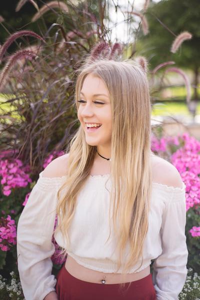 Ashleigh Senior May 2017