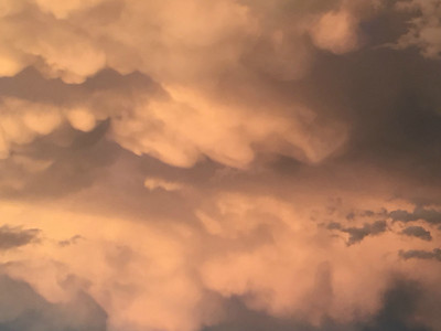 2016 06 19: Storm Clouds, Duluth MN US, Evening