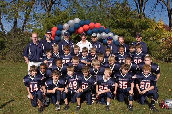 Lower Macungie Youth Association (LMYA) :: 2008 90LB Football Team Photo