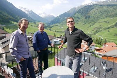 Do 1. Juni 2017 - TdS Crackstour: Curaglia - Disentis - Chur, 67.5km