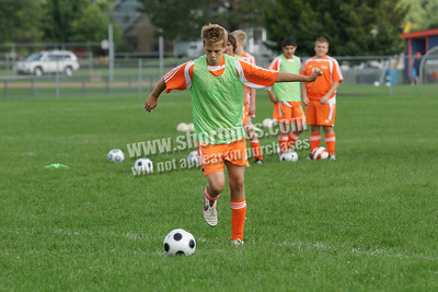 Zacker OHS Soccer 082909