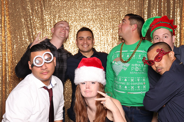 12/21/18 - Travis AFB 860th Holiday Party