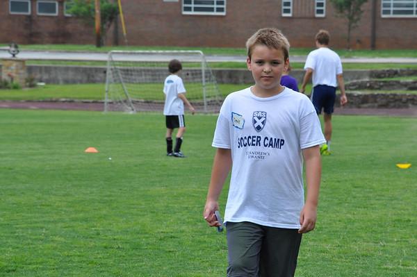 Soccer Camp 2014