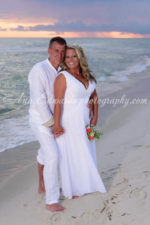 Mr. and Mrs. Nickerson  |  Panama City Beach