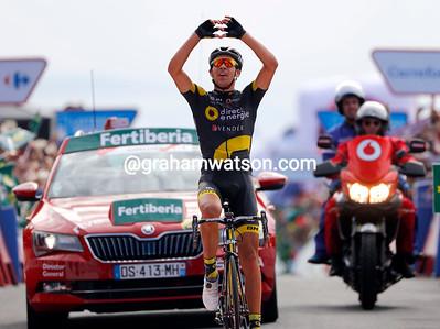 Vuelta a España - Stage 4:   Betanzos > San Andres de Teixido, 163kms