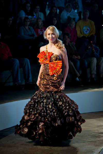The Festival of Chocolate • Coco Couture Fashion Show
