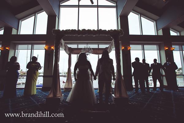 Bah Ceremony at Halifax River and Yacht Club, Daytona Beach Florida