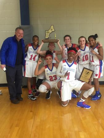 Girls' Varsity Basketball vs. Vermont Academy | NEPSAC Finals