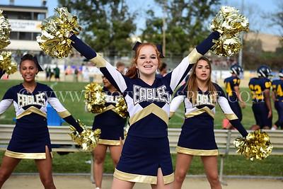 AGHS JV Cheerleading 2016-17