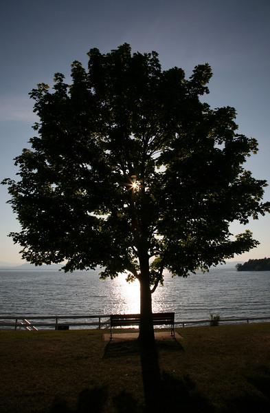 Late Summer- Lake Champlain