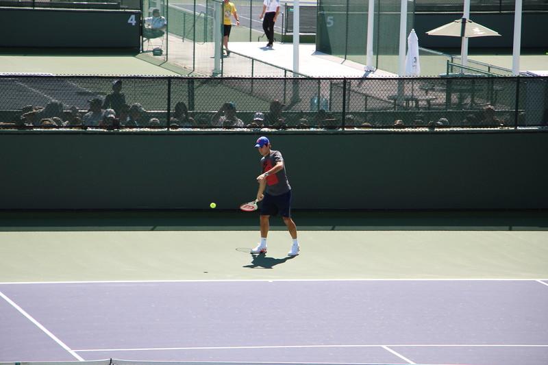 Federer - Practice (5)