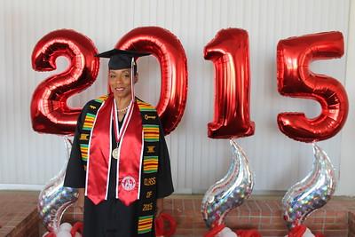 2015: Black Recognition Ceremony