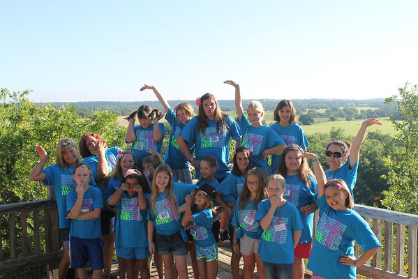 Tarrant G.A. Girls' Camp