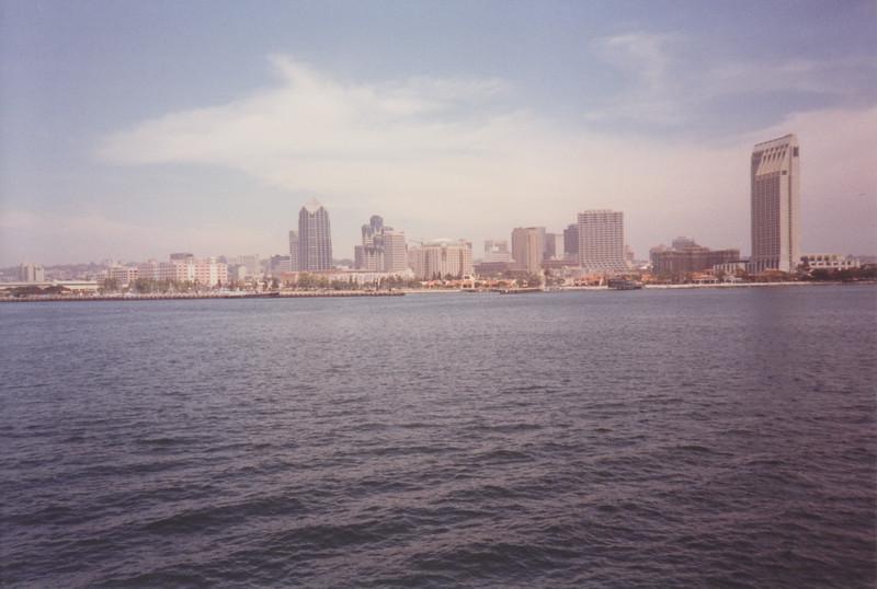 Boat Trip in San Diego