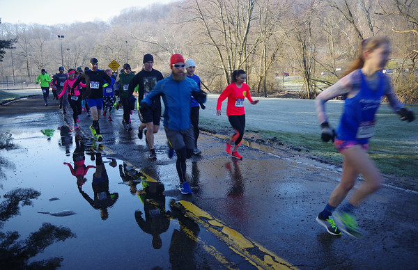 Just A Short Run, Pittsburgh, March 31, 2018