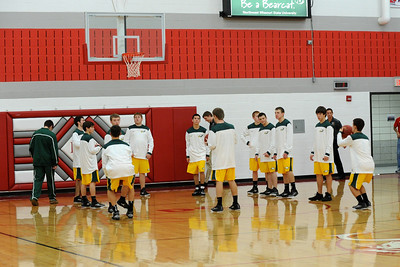 Boys Varsity Basketball @ DCG 2011-2012