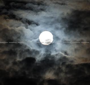 Solar Eclipse 2014-10-23