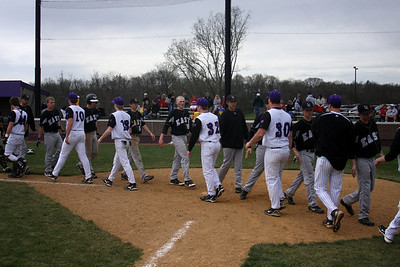 2010 Varsity Baseball vs. Lakota East (4/3/2010)