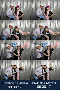 Photo Booth - Wedding with Screen