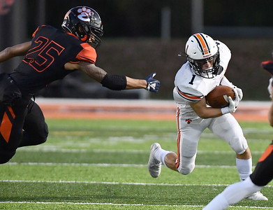 St. Charles East vs Edwardsville 11/1/19