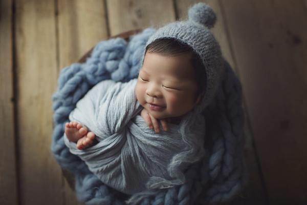 ian hu newborn