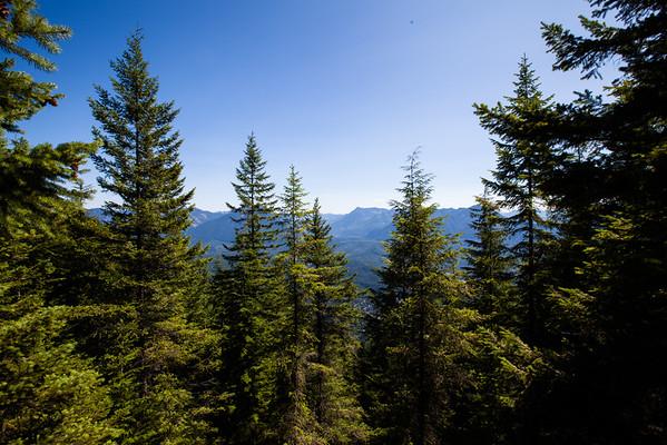 Hiking Mount Si