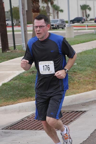 International Friendship Run 2009