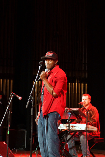 JT Taylor, Kool & the Gang's former legendary voice, with local favorites The Ill Funk Ensemble