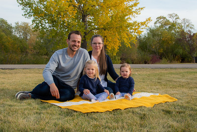 Jonathan and April Family Photos
