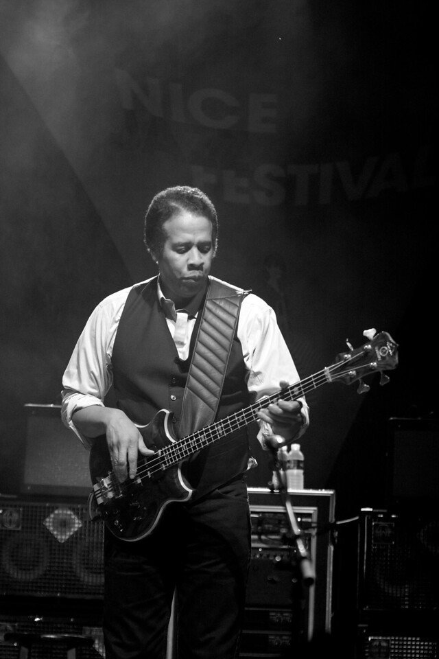 Stanley Clarke (Return to Forever) at Cimiez