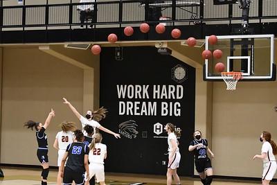 Hopkins Girls Basketball - 2021