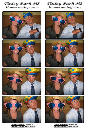 09/22/2012 Tinley Park HS Homecoming Dance PhotoStrips